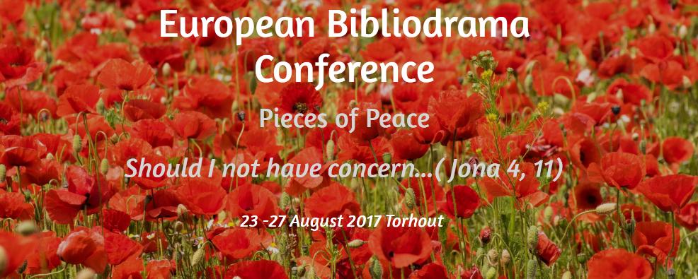 European Bibliodrama Conference 23 – 27 sierpnia 2017